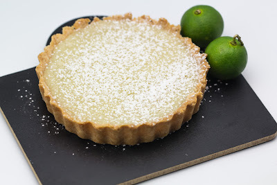 Lime-Tofu Tarts with Tagatose and Coconut Oil