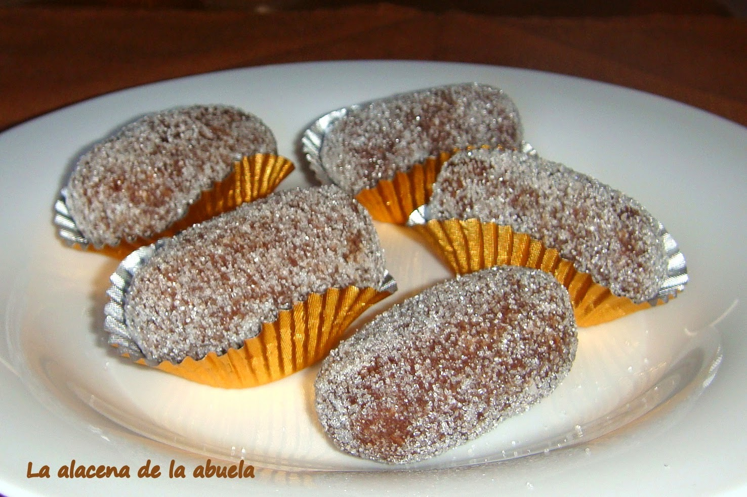 COCOS DE CHOCOLATE
