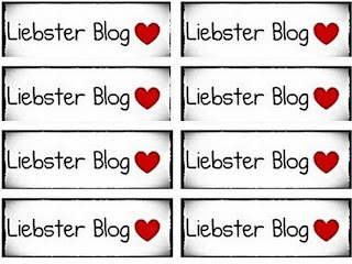 Liebster blog.