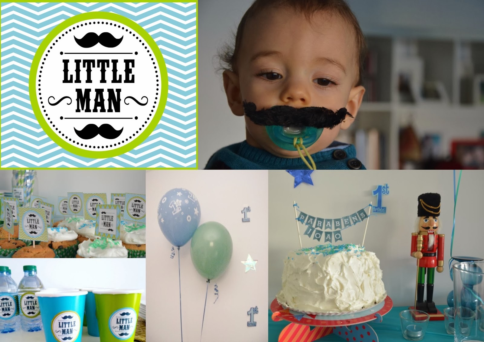 The Little Man Party