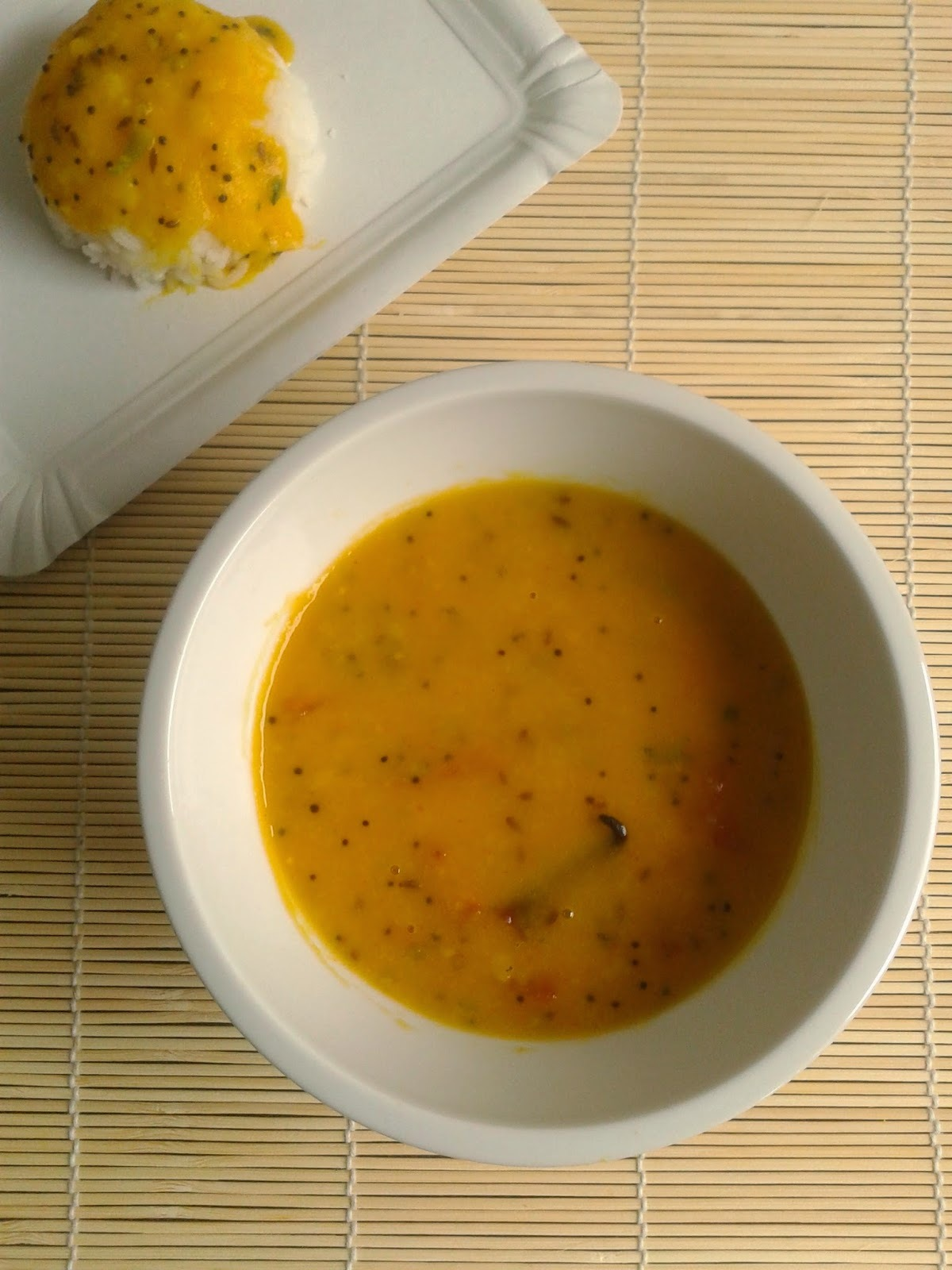 Recipe of Gujarati Toor Dal | How to Make Gujarati Toor Dal