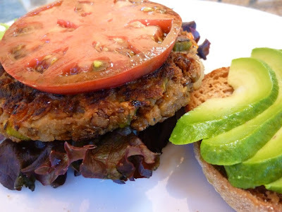 Enjoy Memorial Day Weekend With A Vegan Menu Featuring Lentil Burgers With Fire Roasted Green Chiles
