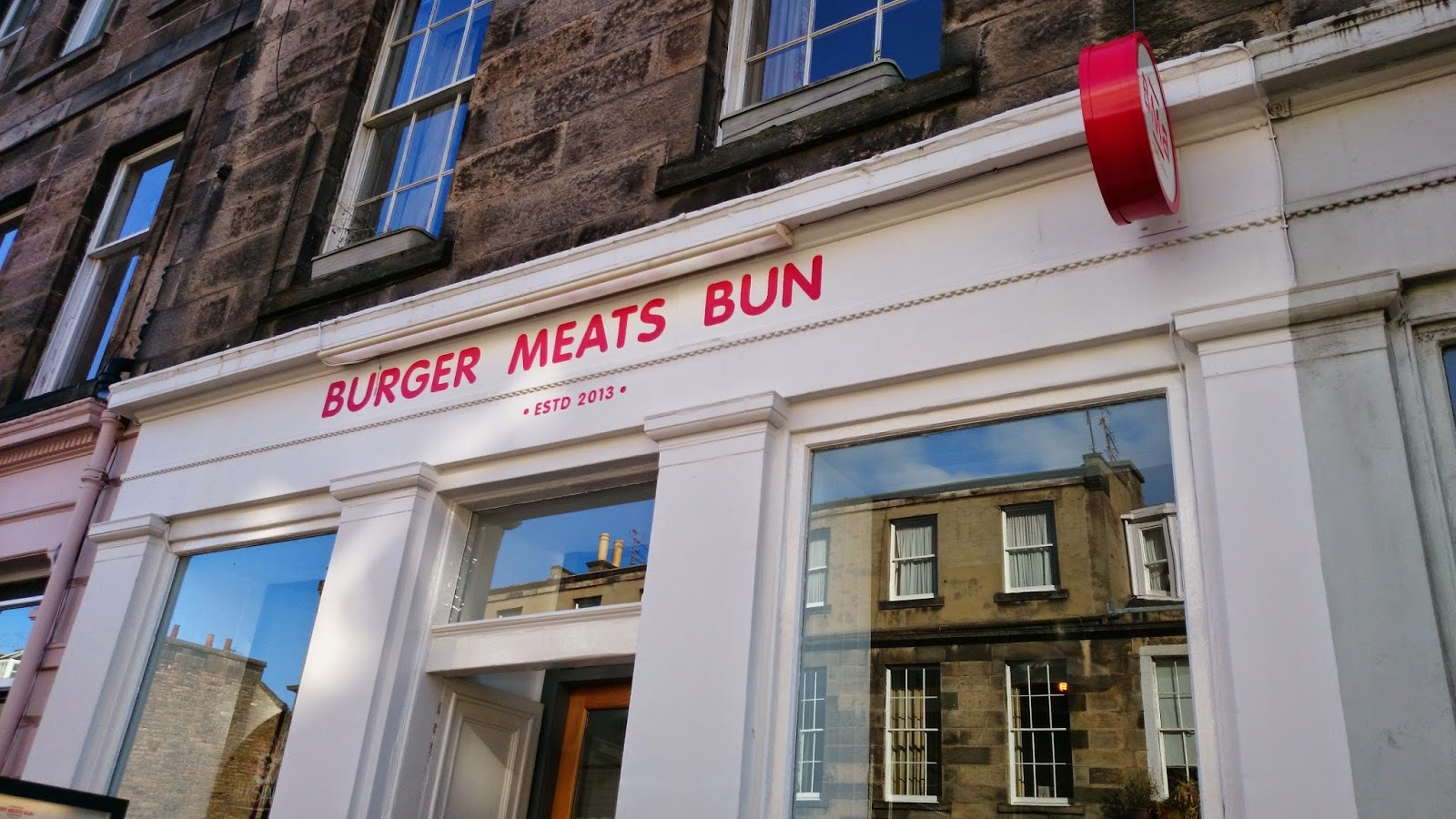 Review: Burger Meats Bun, Edinburgh