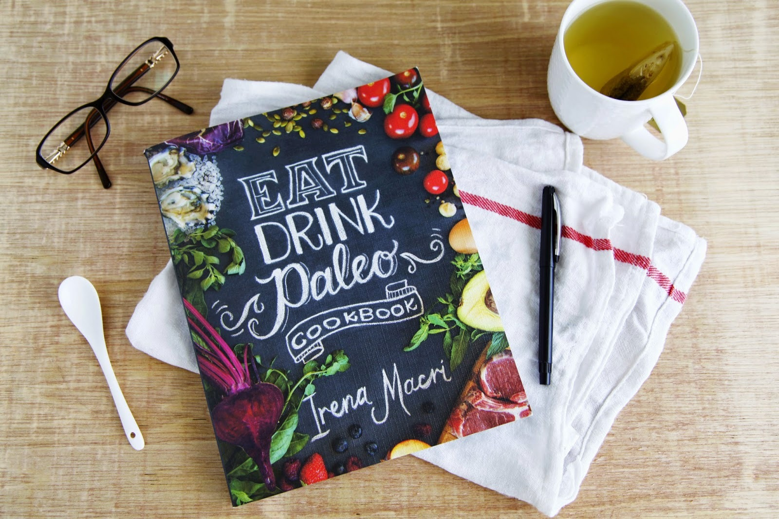 Eat Drink Paleo Cookbook & A Chat With Irena Macri