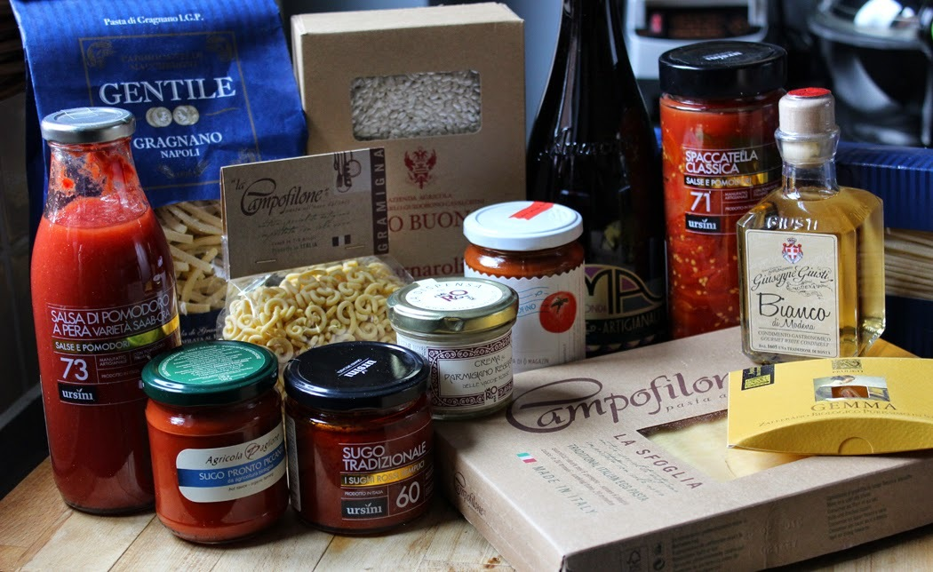 UFUUD Premium Italian Food Delivery to UK and Europe - Review