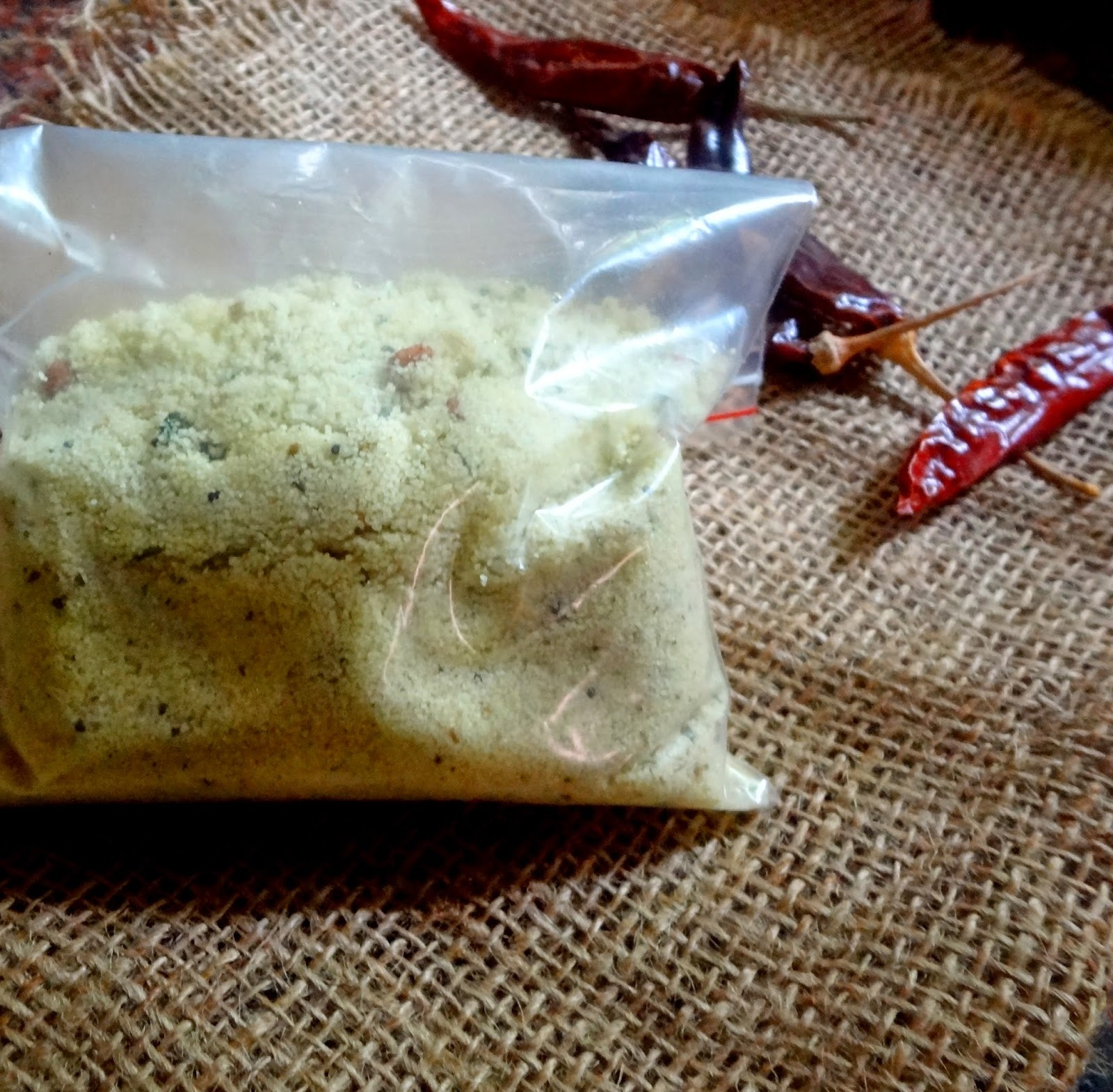 Instant ready to make Rava upma mix for upma/Uppitu  and Instant  Rava Idlis
