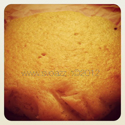 Torta light al limone - Light lemon cake