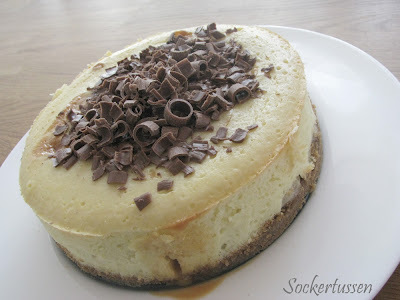 Banan cheesecake - Banoffee - recept