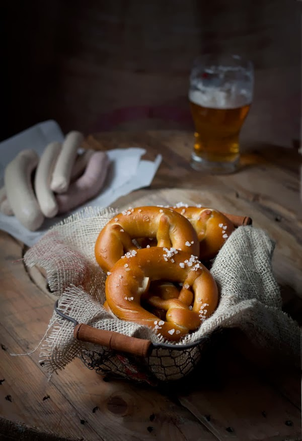 BREZEL o PRETZEL para Bake The World