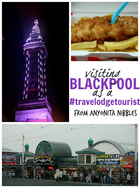 Visiting Blackpool as a #TravelodgeTourist