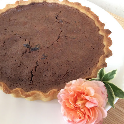 Chocolate and Prune Tart by Paul Hollywood