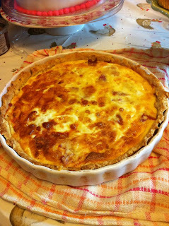 lorraine pascale baking made easy quiche lorraine