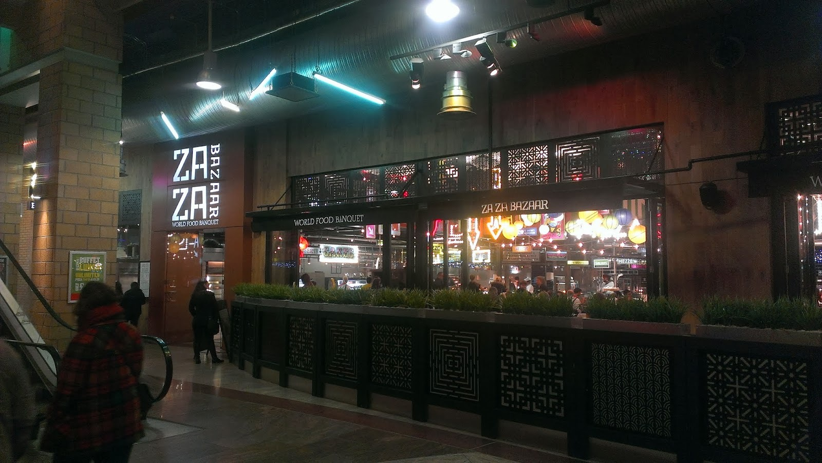 Restaurant Review: Za Za Bazaar, Newcastle upon Tyne