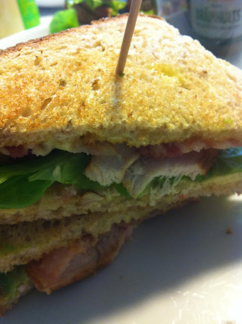Club Sandwich - perfekt brunchmat