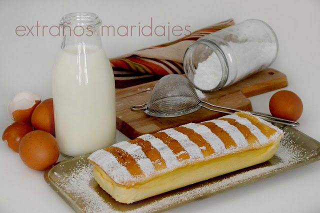 Tarta de queso japonesa (Soft cotton cake)