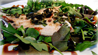 oven cook plaice fillets