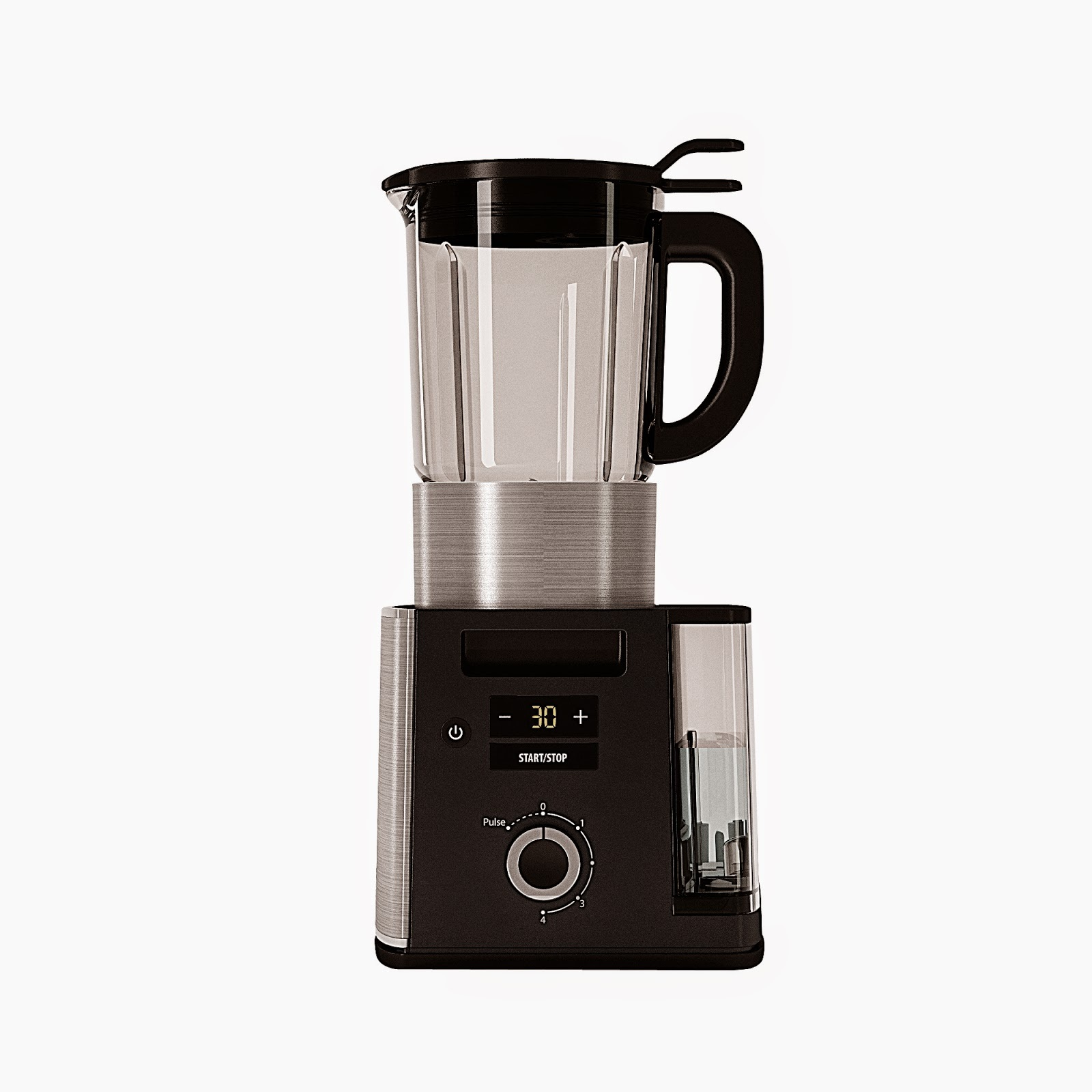 Hotpoint Steam Blender Review Pt 1.