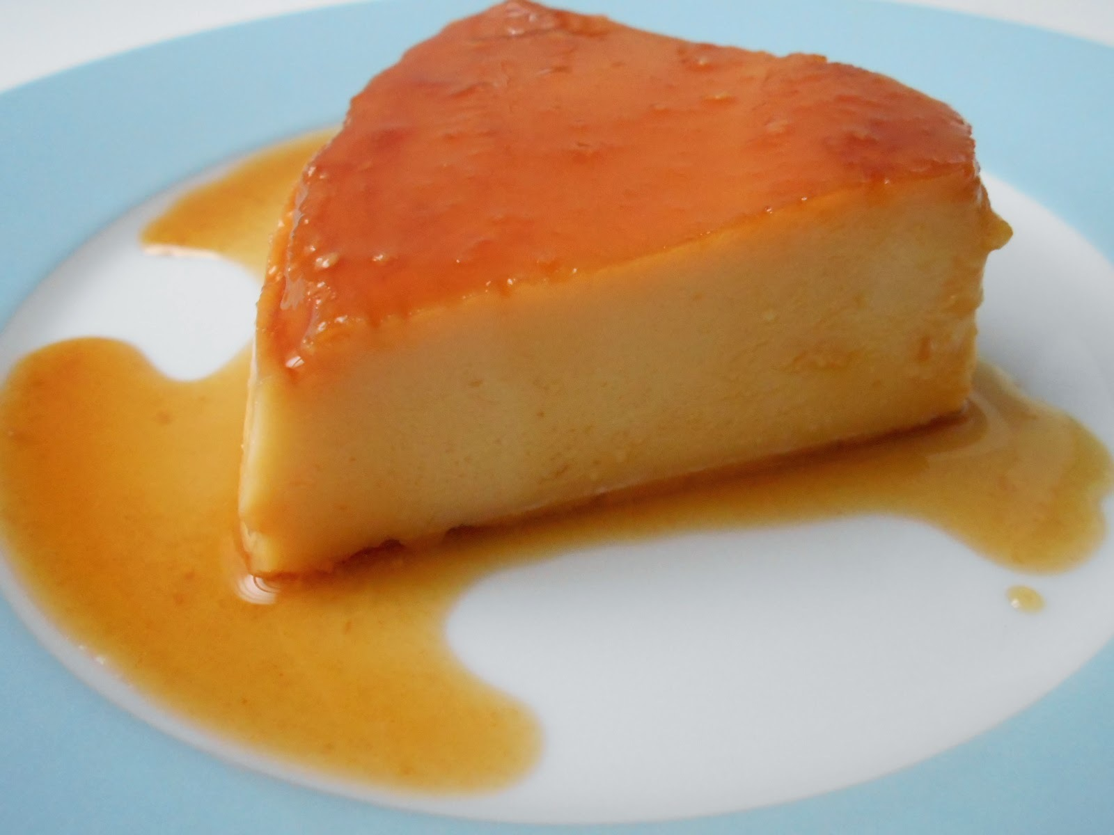 Quesillo de Naranja