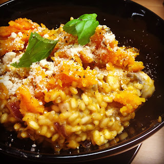Vegan Recipe of the Week - Roasted Butternut Squash Risotto
