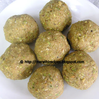 Methi Ladoo Recipe