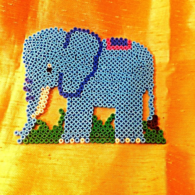 Hama Beads Wild Animals Kit