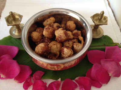 Sukhiyan- A sweet delicacy from South India