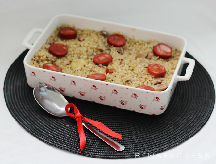 Arroz integral de pato