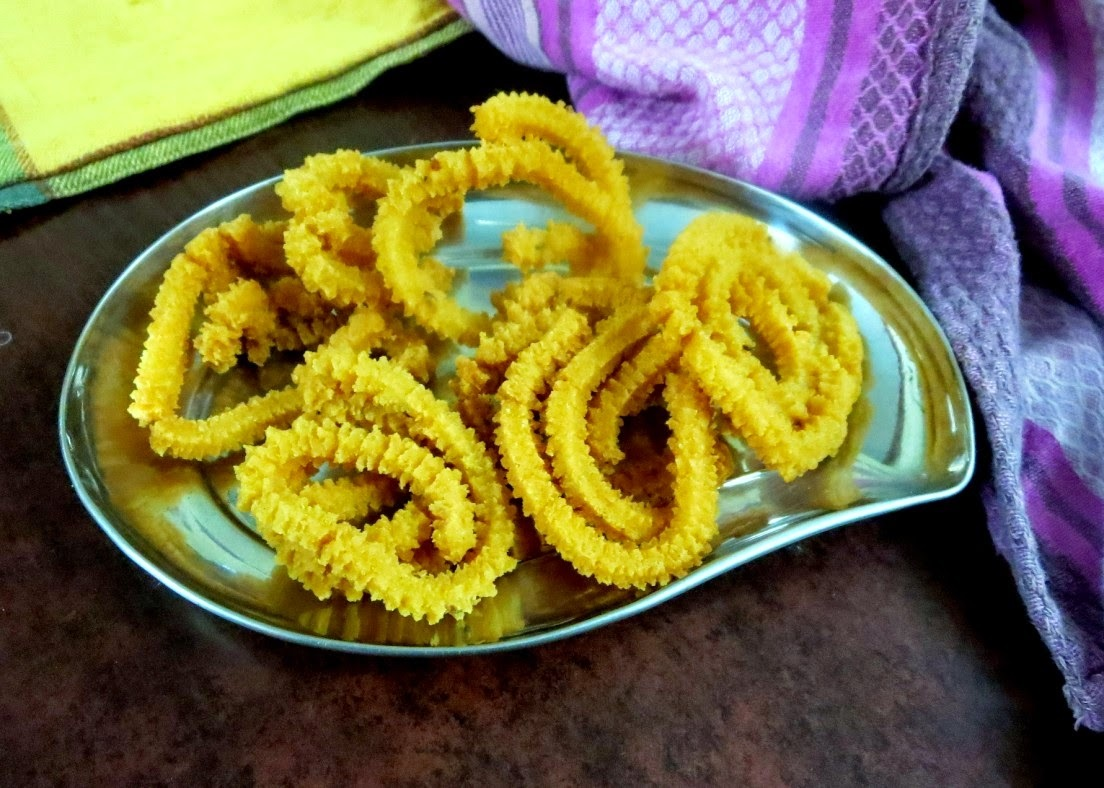 Manapparai Murukku ~ Tamil Nadu Special | How to Make Manapparai Murukku  | Indian Cooking Challenge - June