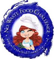 May No Waste Food Challenge Round Up