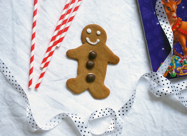 Trying to Find Christmas & the Best Gluten Free Gingerbread Men Recipe