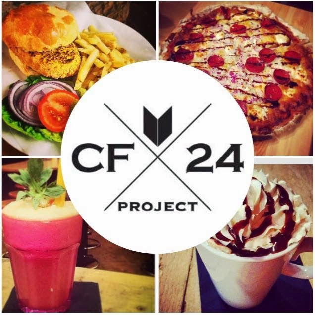 Start a restaurant from scratch - for free! Restaurant review: CF24 Project - Crwys Road, Cardiff