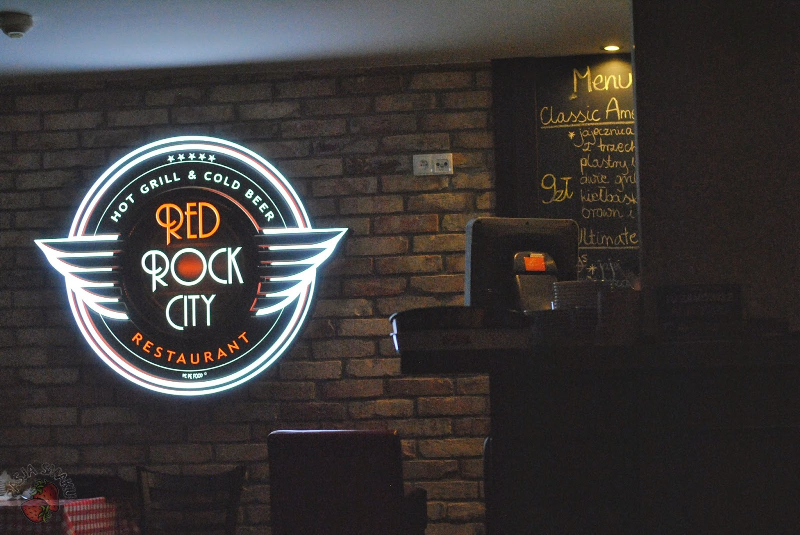 Red Rock City - opinia