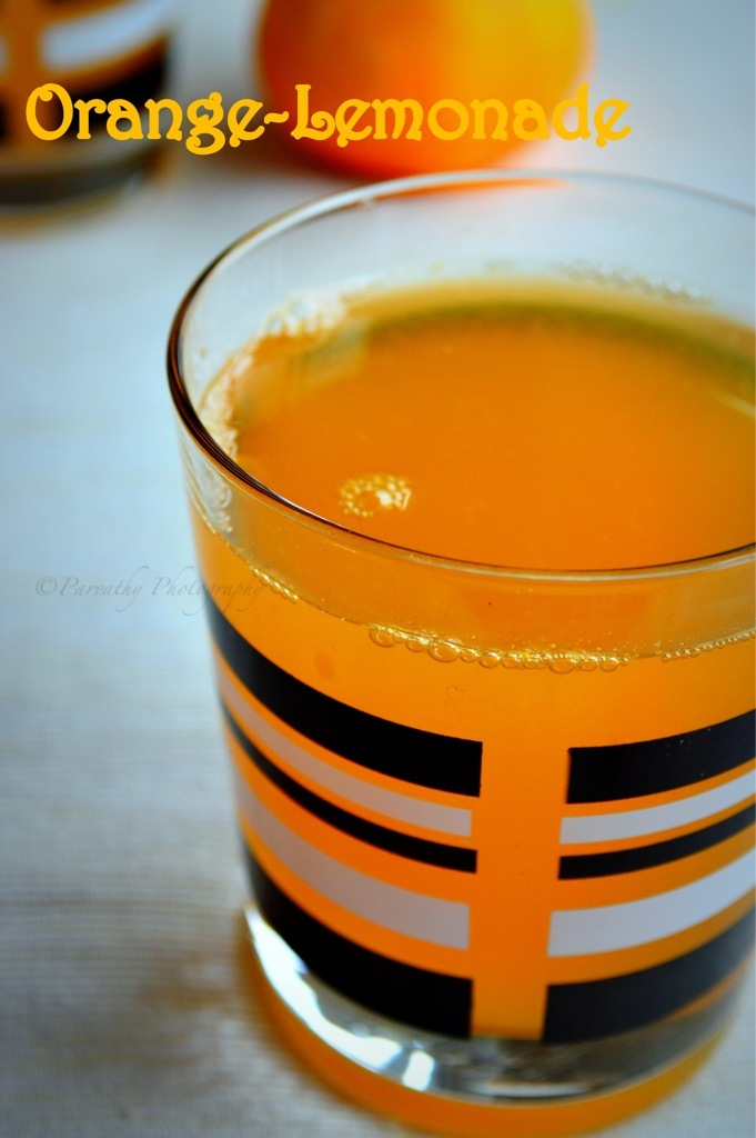 Orange Lemonade | Orange-Lemon Juice