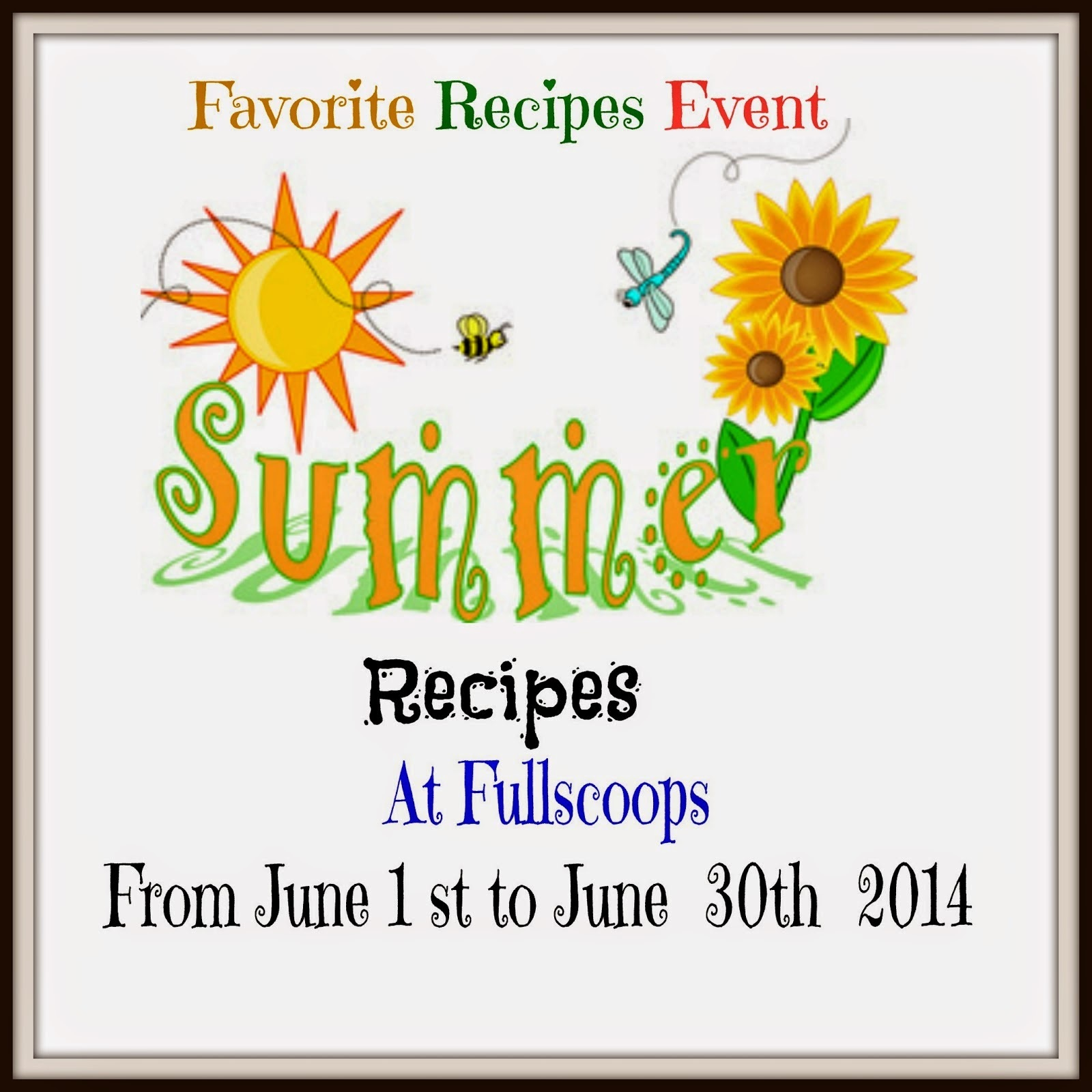 Favorite Recipes Event Roundup