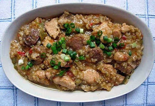 Gumbolaya - the best of Gumbo and Jambalaya
