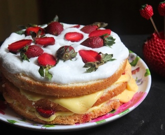 Swedish berry cake recipes - myTaste