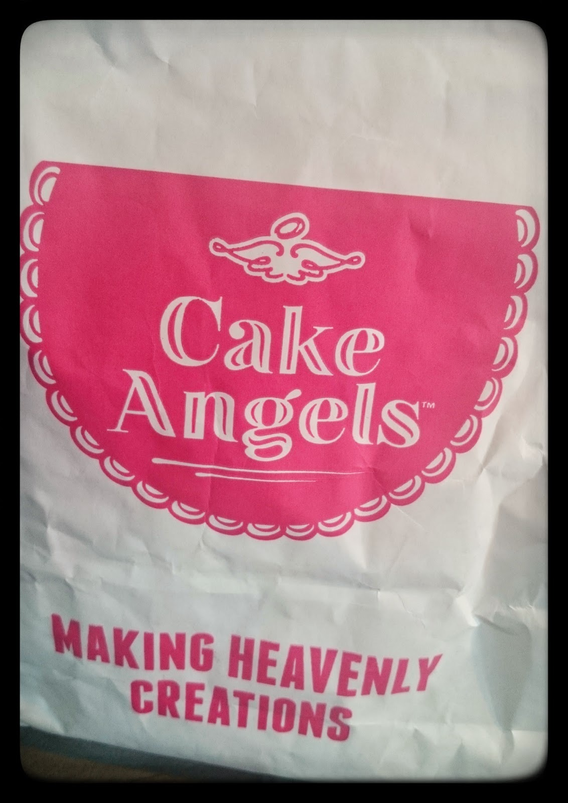 Baking up a storm with Cake Angels (& Alfie!)