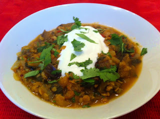 5:2 Diet Recipe: Maybe I need to go to LA... Lentil's Anonymous!