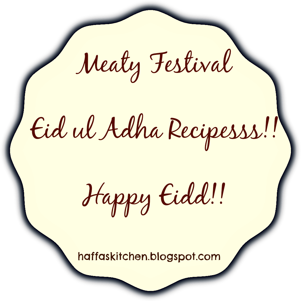 Meaty Festival - Eid Ul Adha Recipes