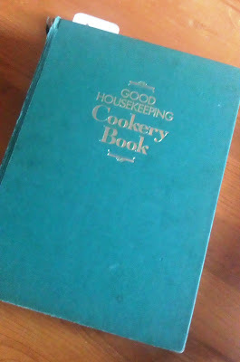 An tribute to my trusted Good Housekeeping Cookery Book