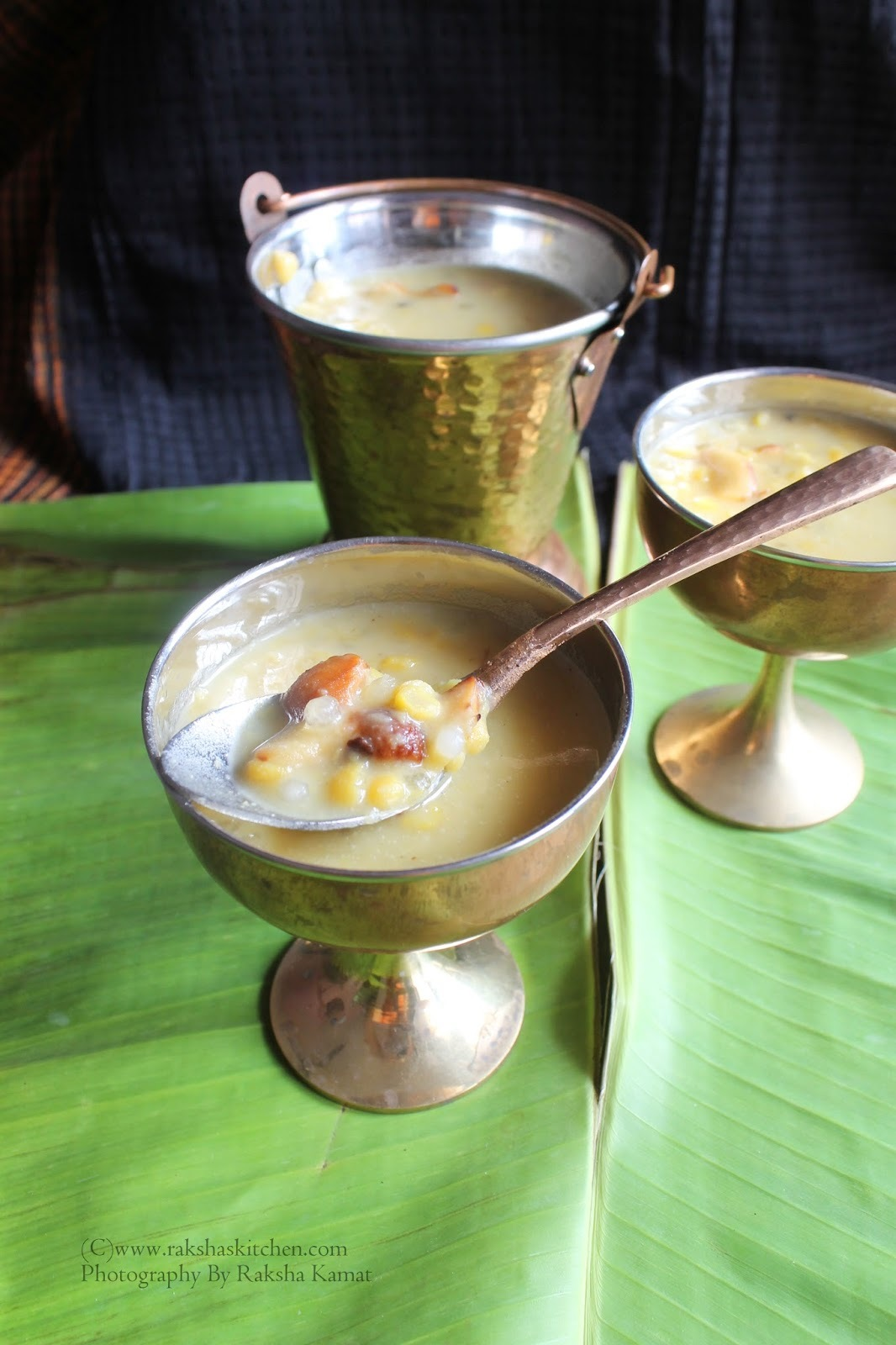 Manganem | Goan Chana Dal Sweet Dish For Diwali