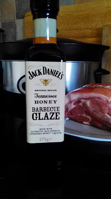 Jack Daniels Tennessee Honey Barbecue Glaze Pulled Pork