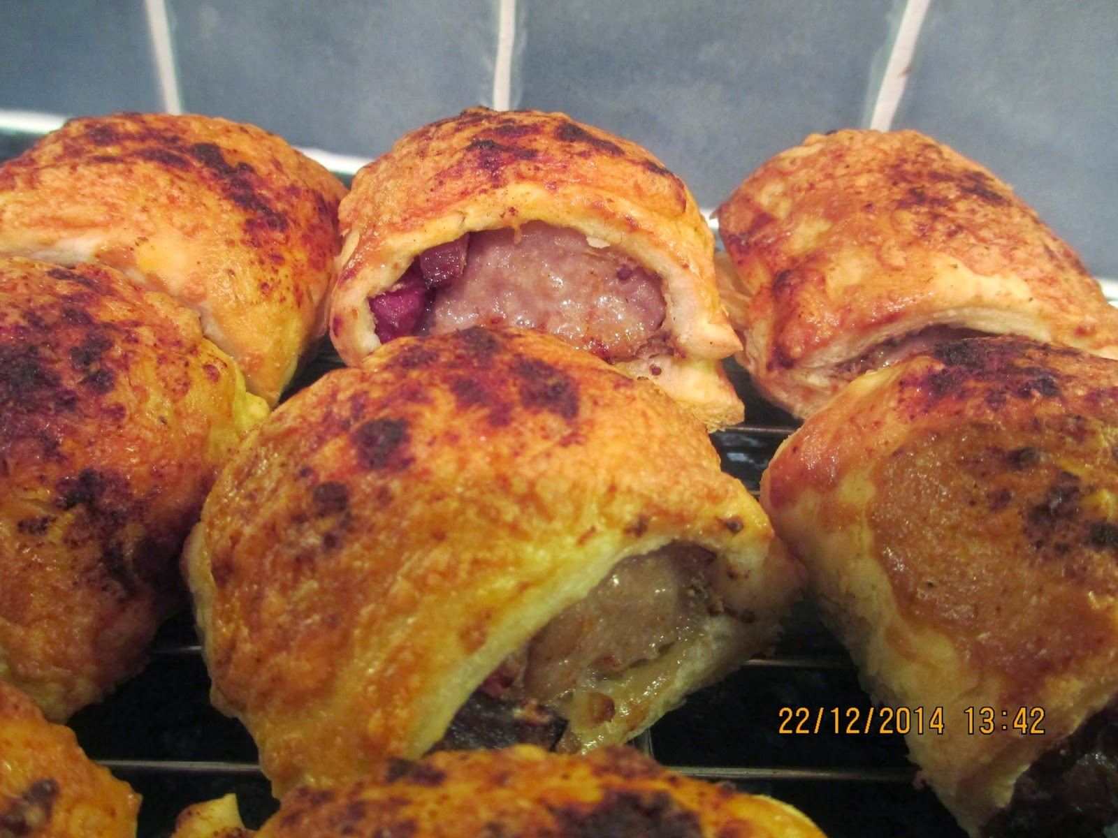 Extra Special Sausage Rolls