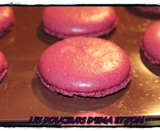 recette des macarons party - Colorant Gris Alimentaire