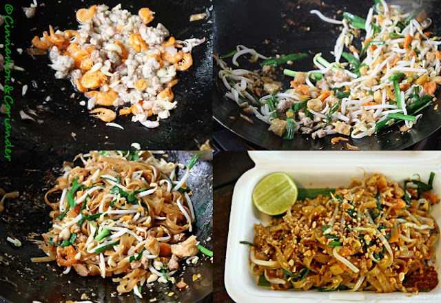 "Authentisches Pad Thai ""Bangkok Style"""
