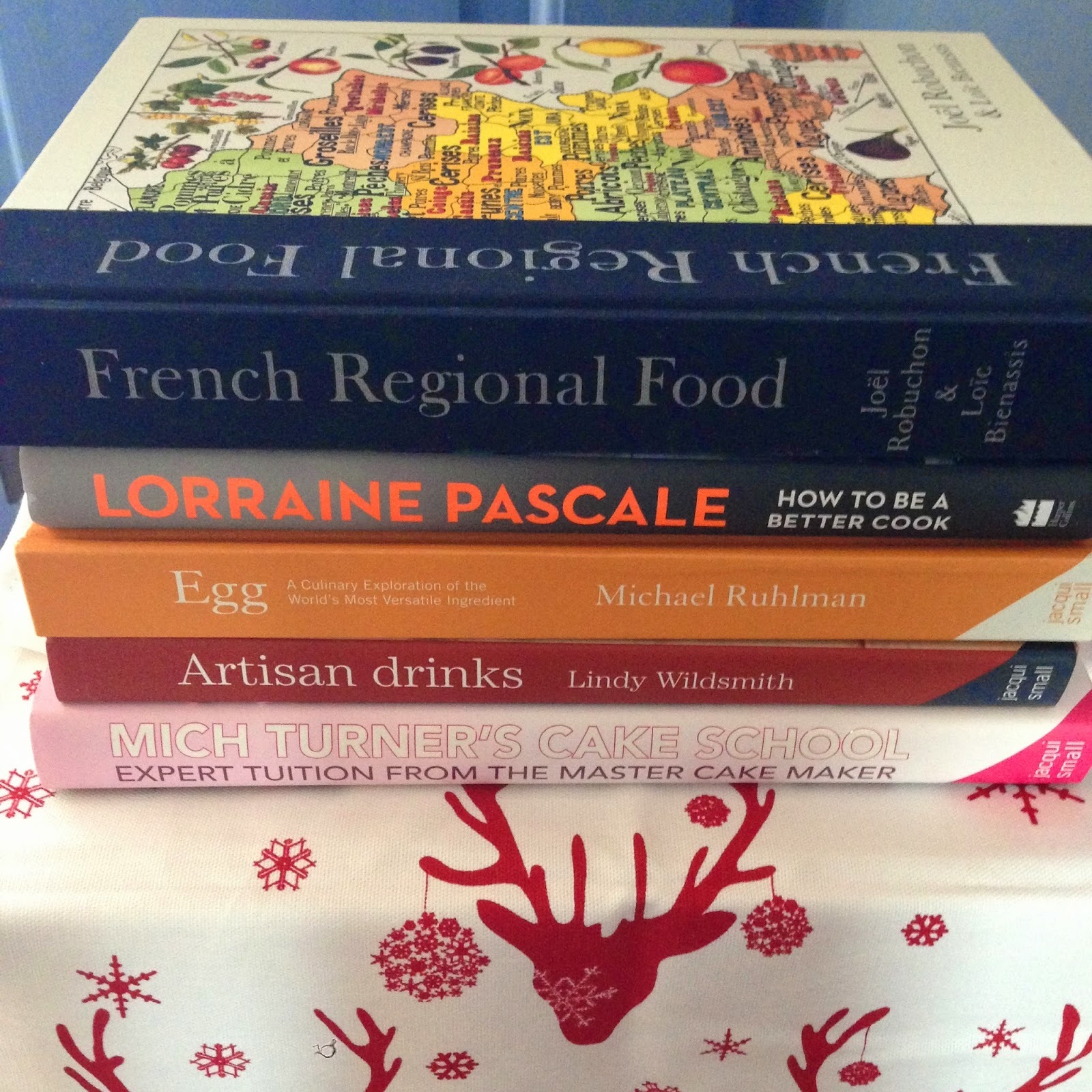 Christmas Gifts : Books for Cooks