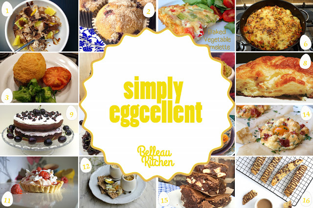 Simply Eggcellent #6 - the round-up