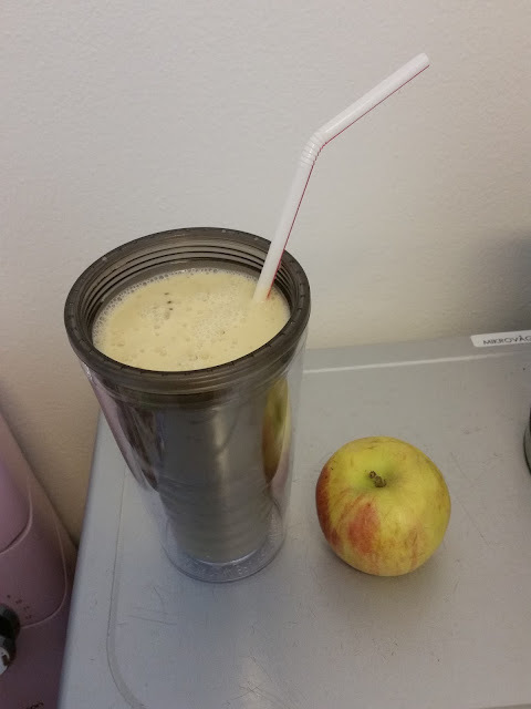 Äpple smoothie