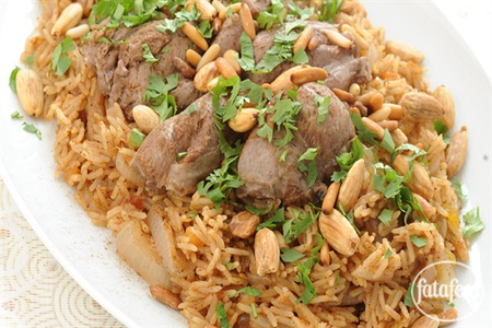 Lamb Kabsa Recipe