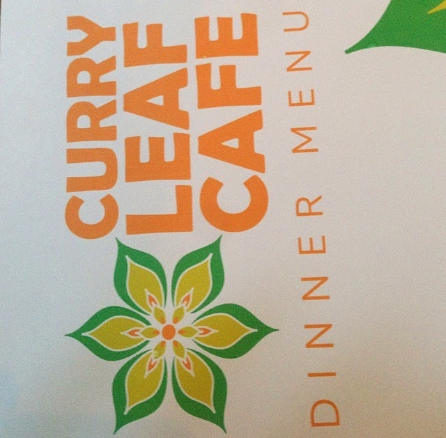 Review: Curry Leaf Cafe, Brighton